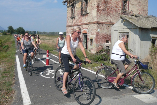 Biciclettata Avis